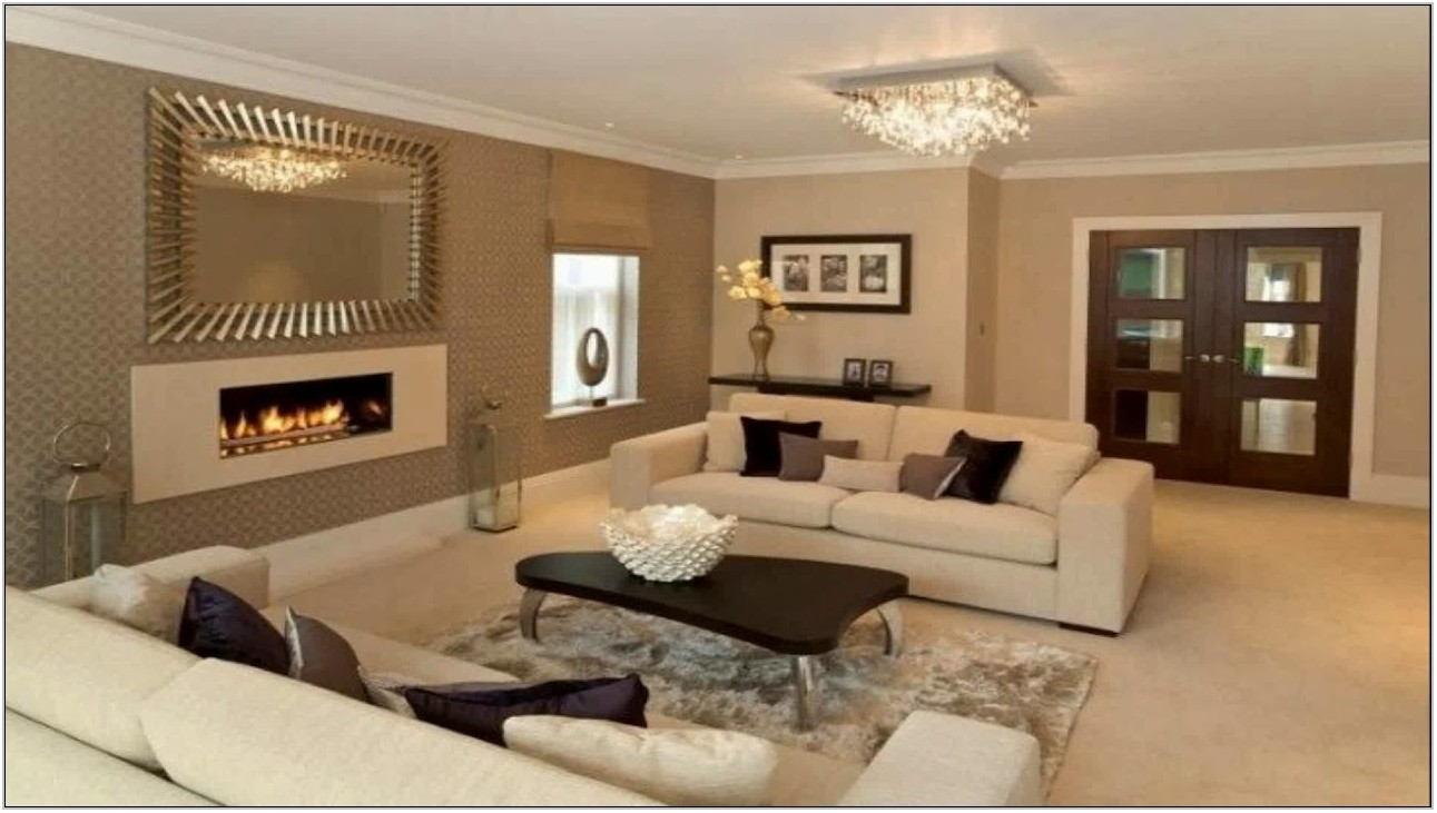 Tan Living Room Paint