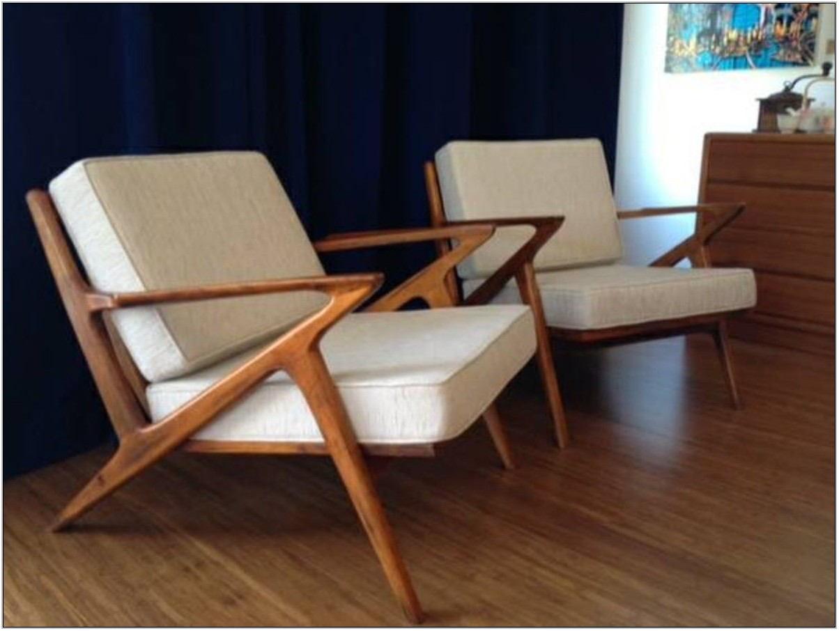 Teak Living Room Chairs