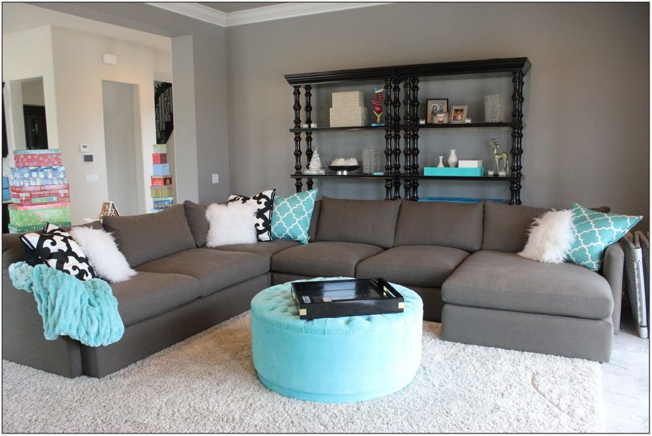 Teal And Grey Living Room Furniture