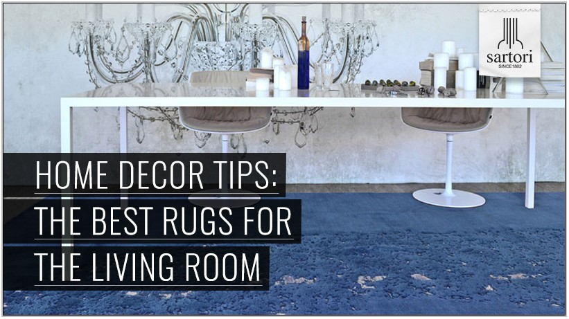 The Best Rugs For Living Room