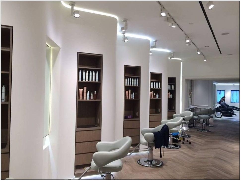 The Living Room Hair Salon Nyc