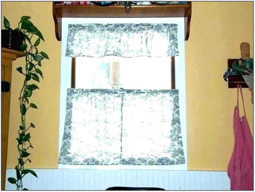 Tier Curtains For Living Room