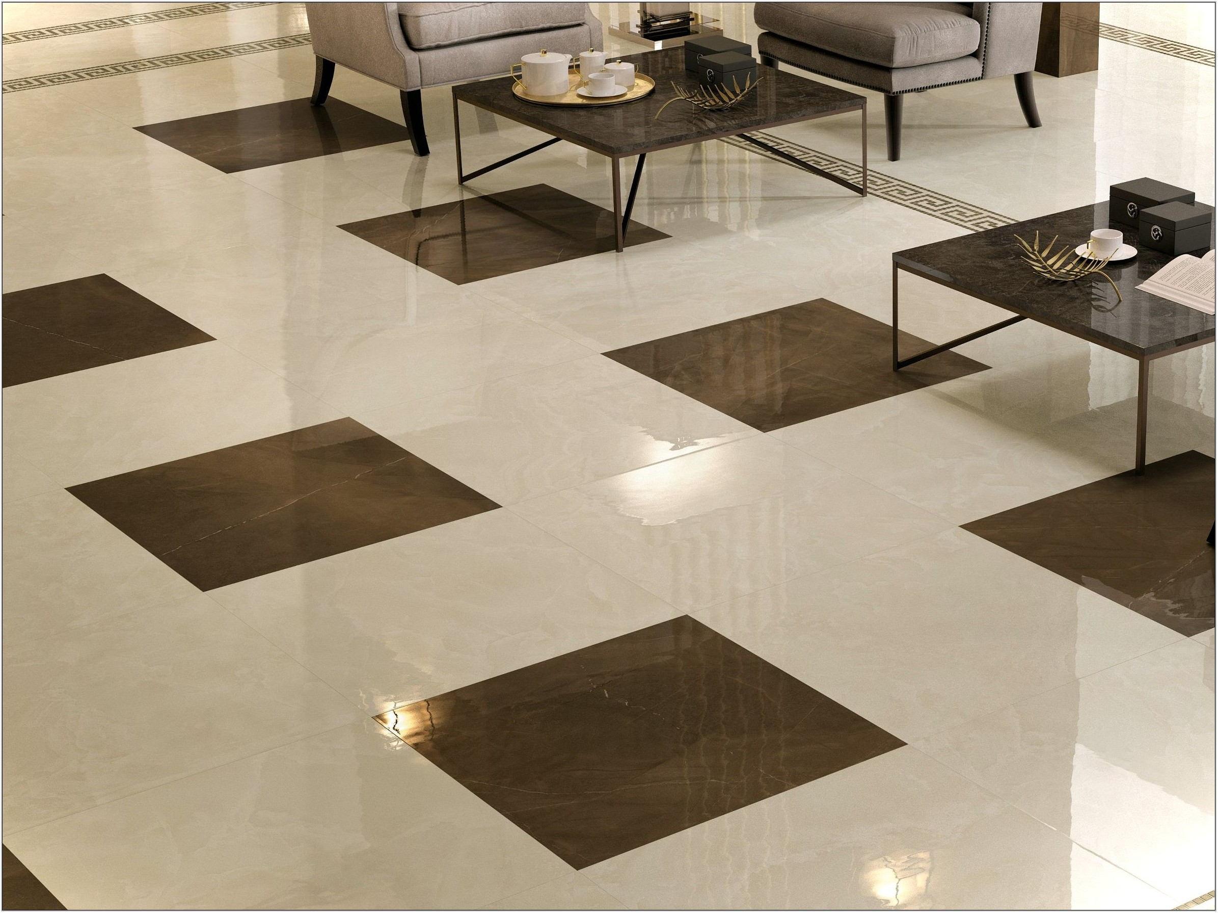 Tiles Pattern For Living Room