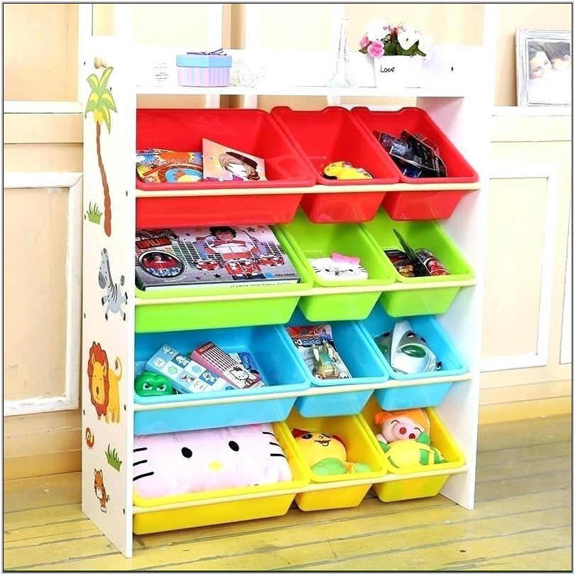 Toy Storage Bins For Living Room