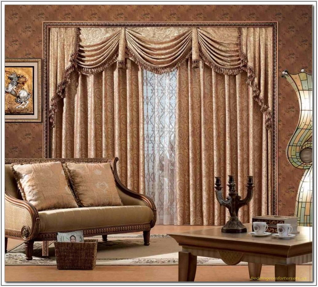 Traditional Curtains For Living Room