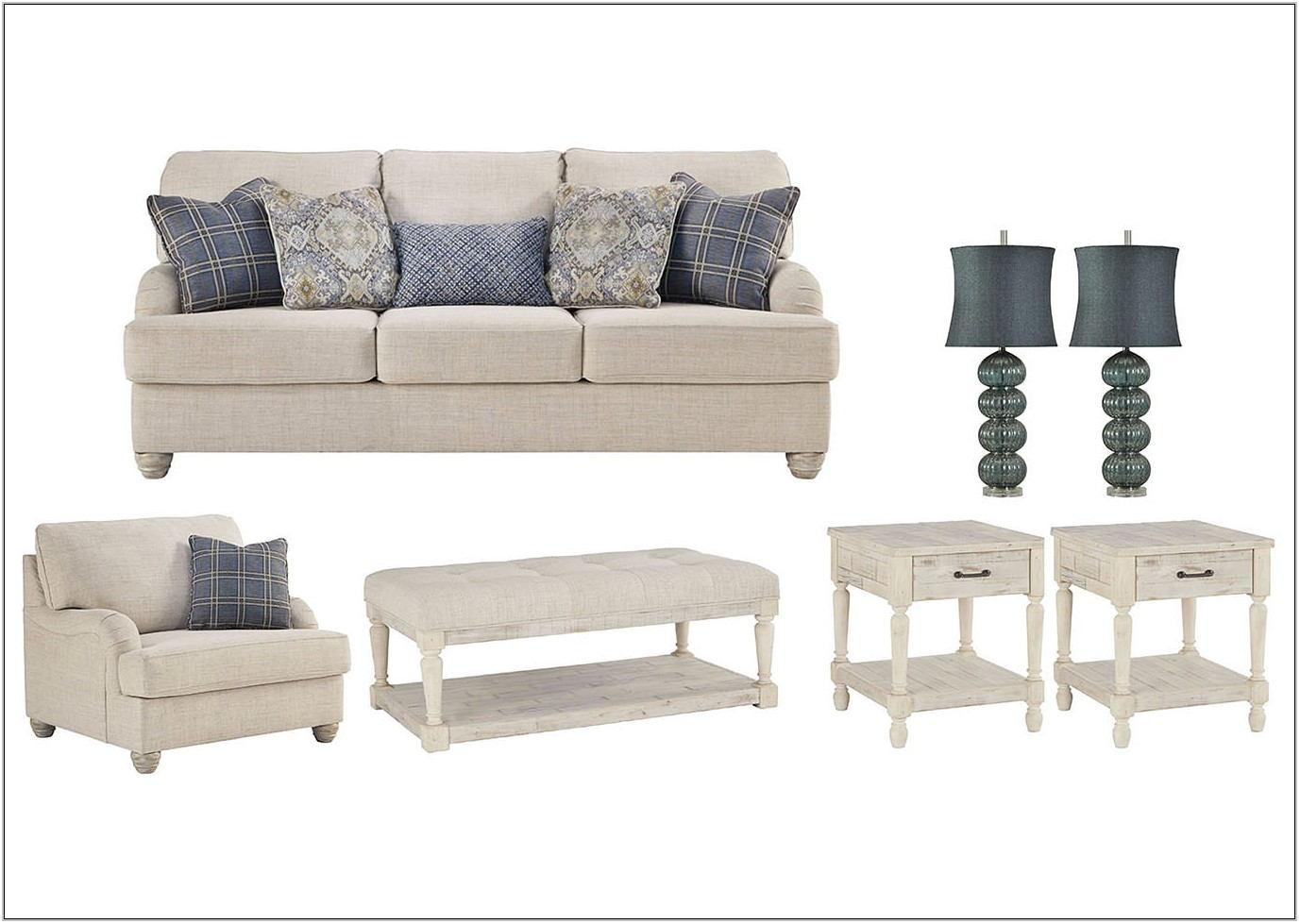 Traemore Living Room Set