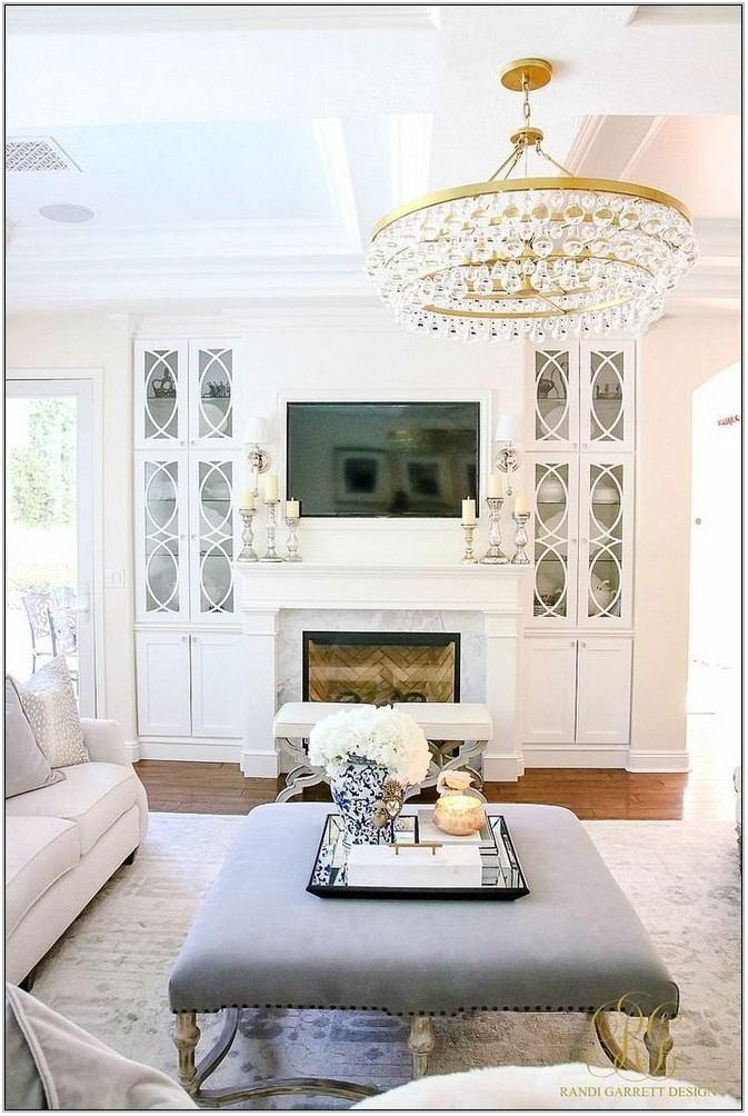 Transitional Decor Living Room