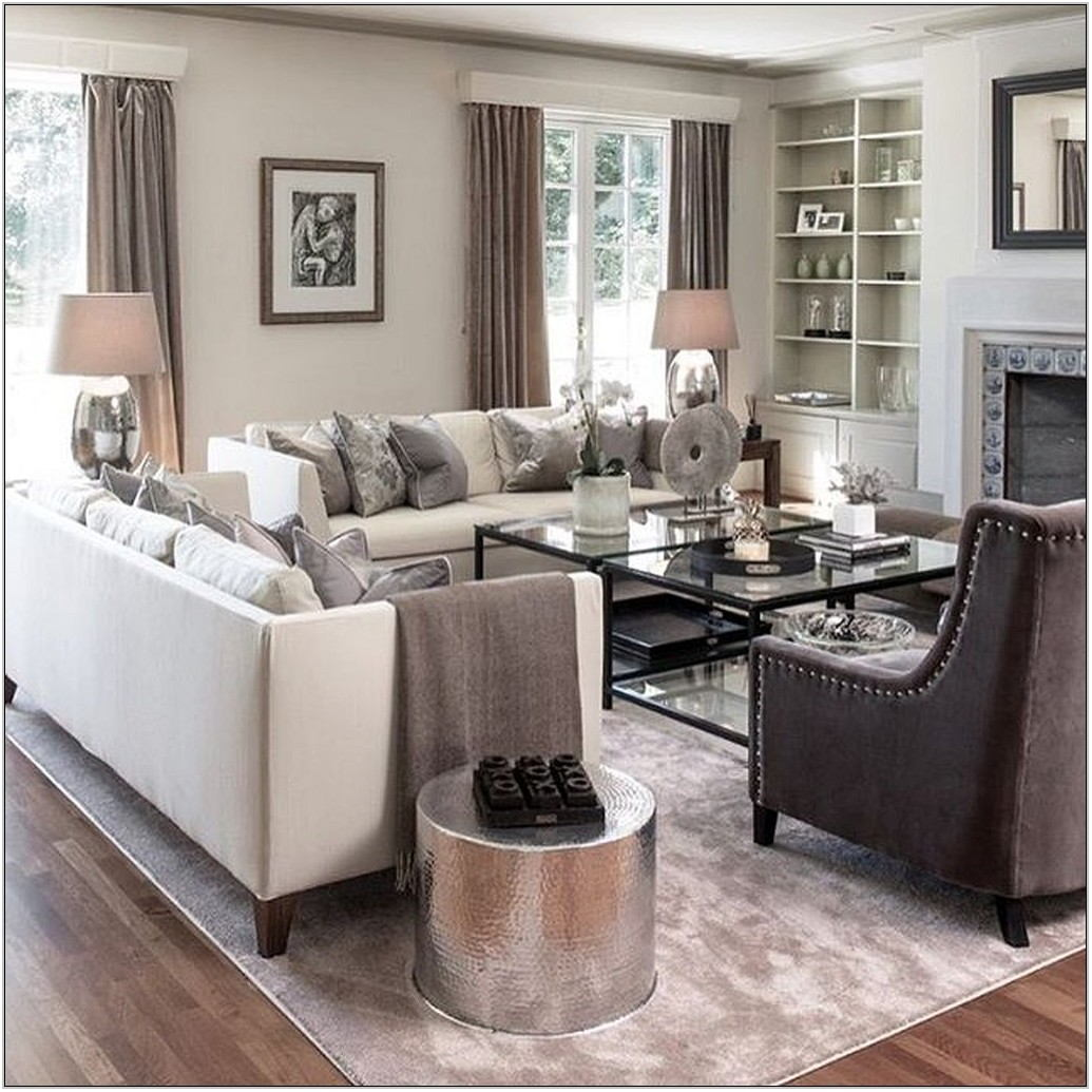 Transitional Living Room Furniture Sets