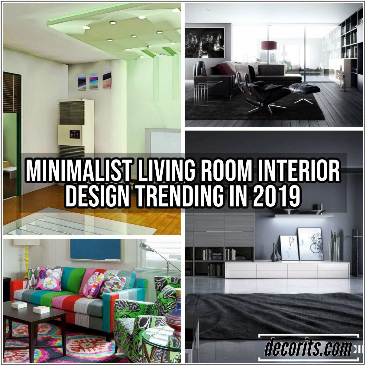 Trending Living Room Decor 2019