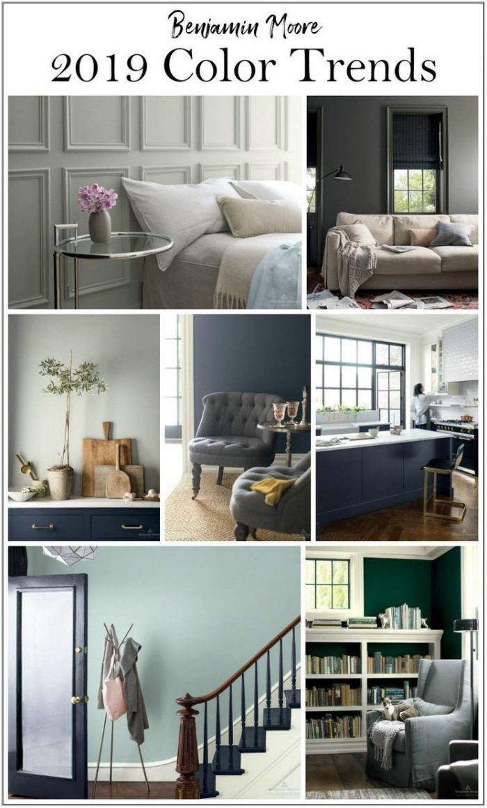 Trending Paint Colors For Living Room 2019
