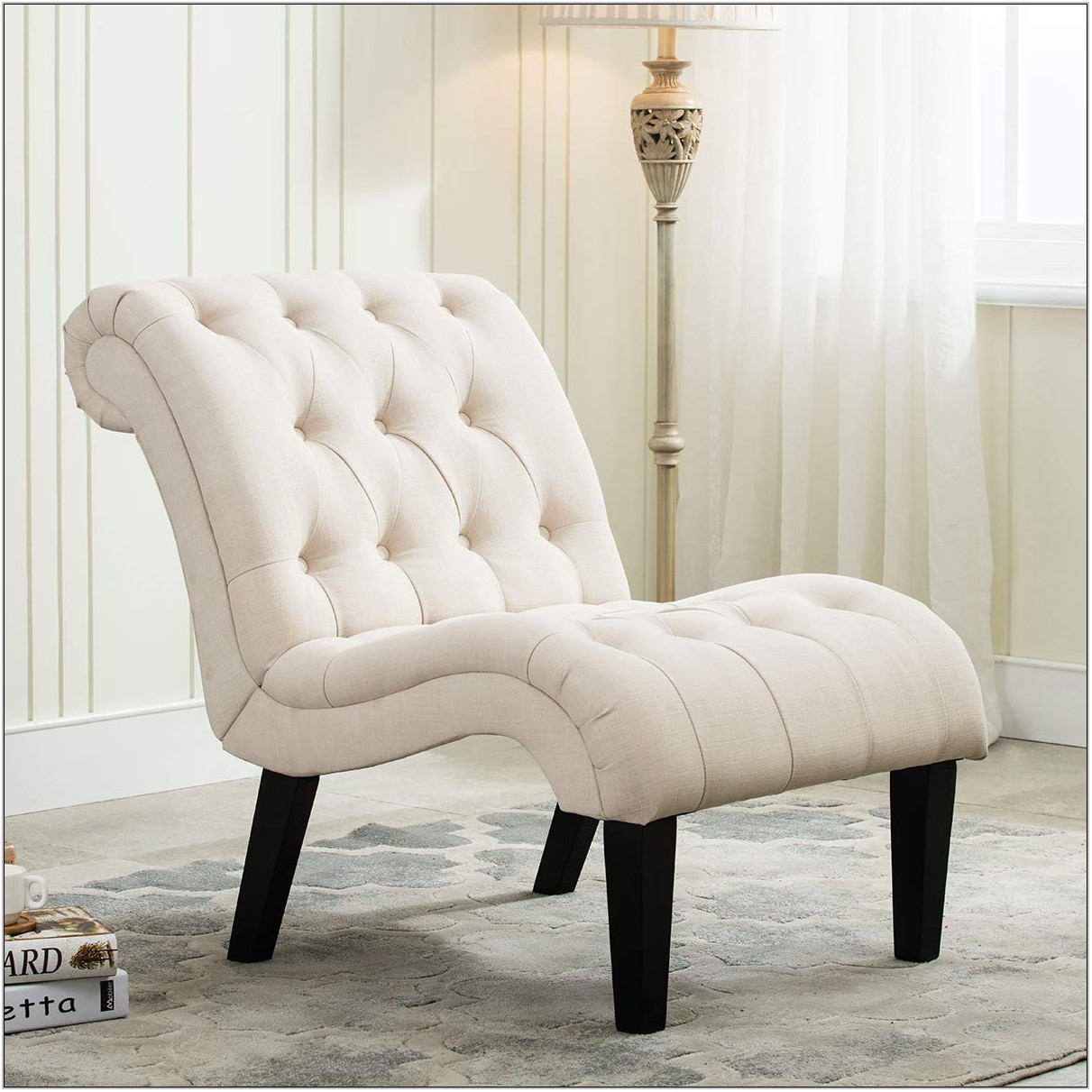 Tufted Living Room Chairs
