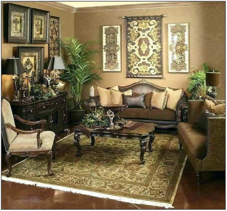 Tuscan Living Room Furniture Collection