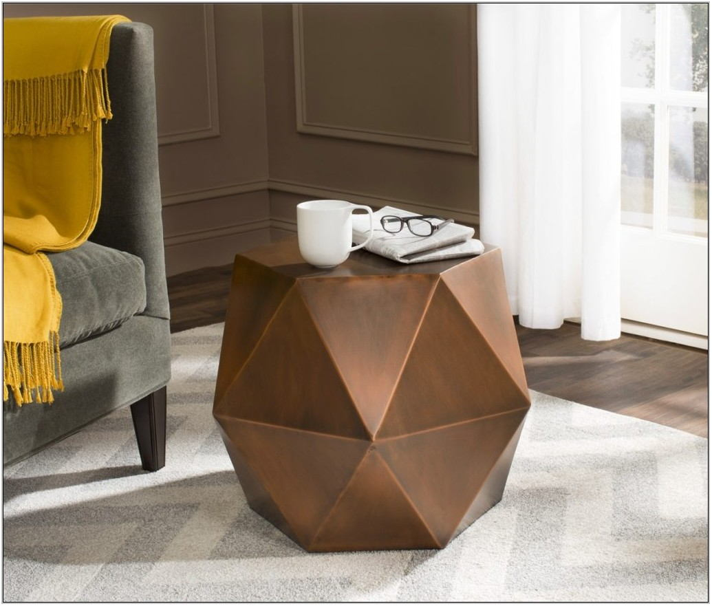Unique Living Room End Tables