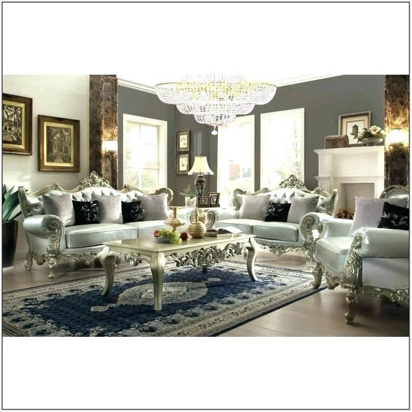 Upholstered Living Room Sets