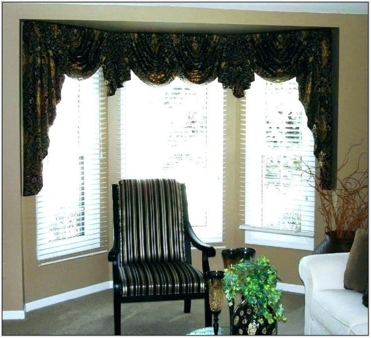 Valances For Large Living Room Windows