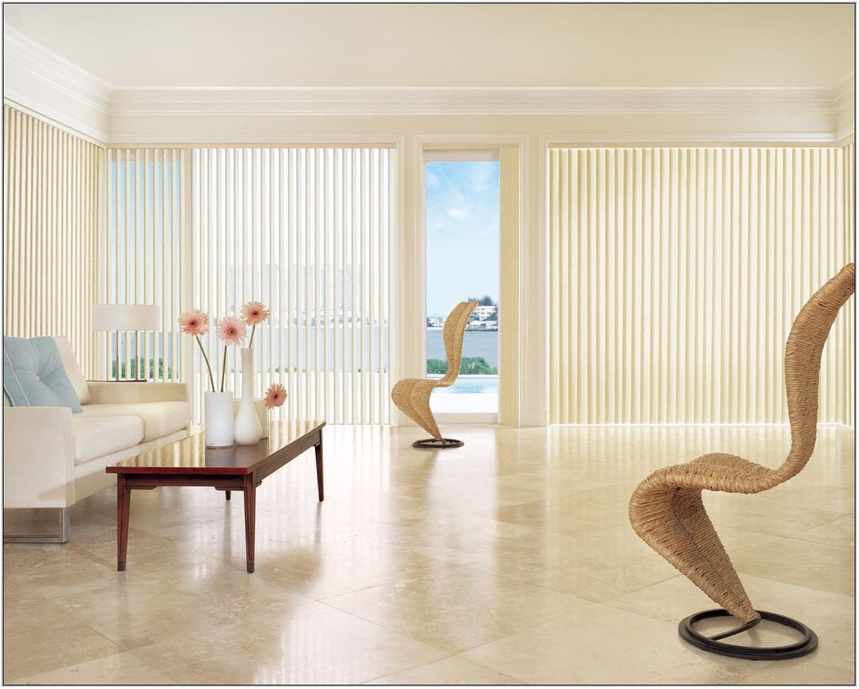 Vertical Blinds For Living Room Window