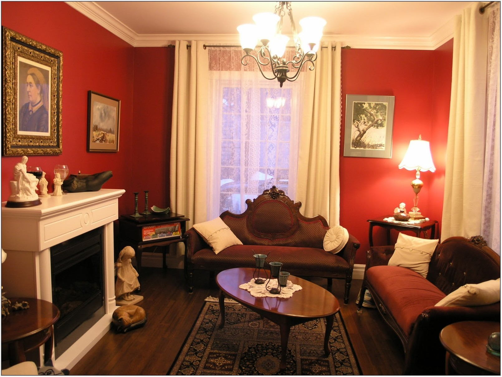 Victorian Paint Colors For Living Room