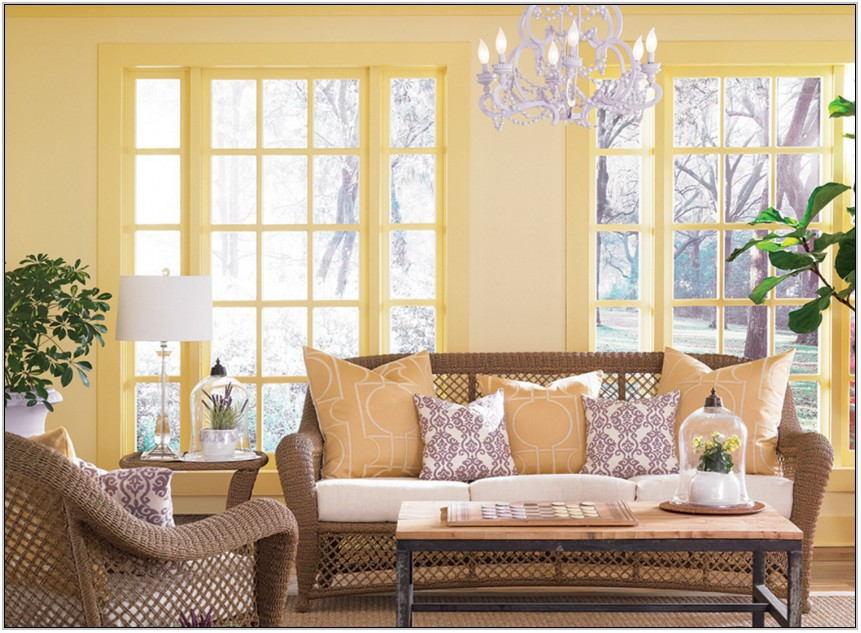 Virtual Living Room Painter