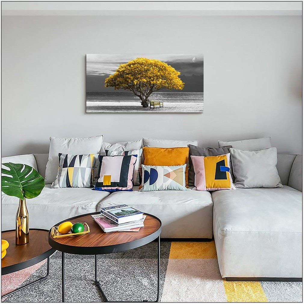 Wall Art For Living Room Amazon