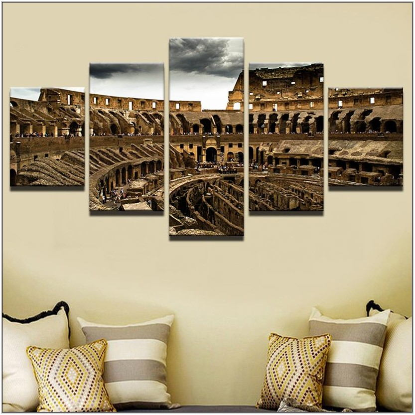 Wall Canvas Pictures For Living Room