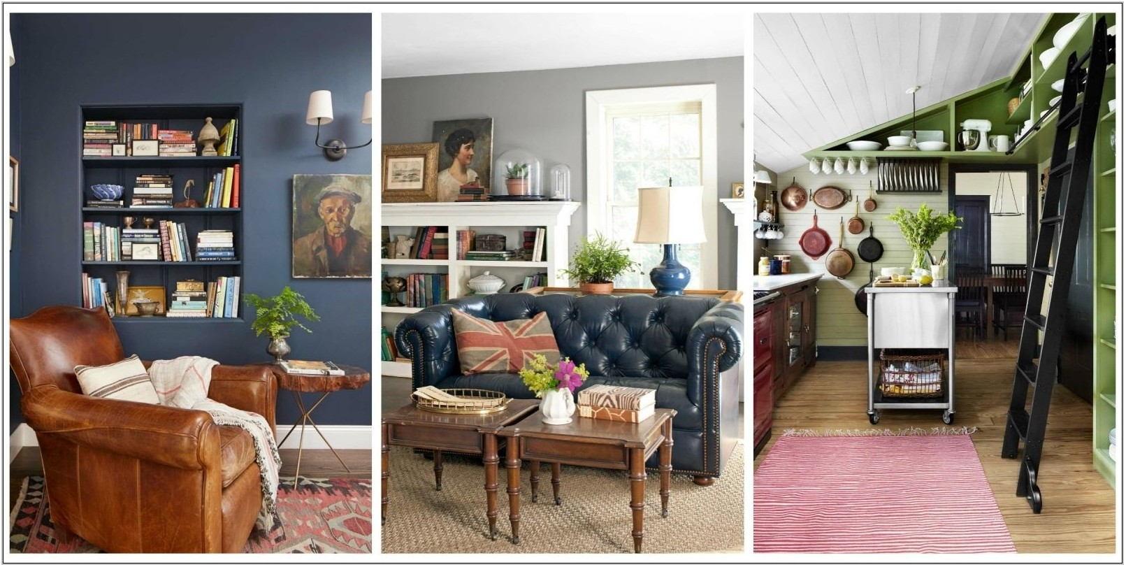 Warm Cozy Living Room Colors