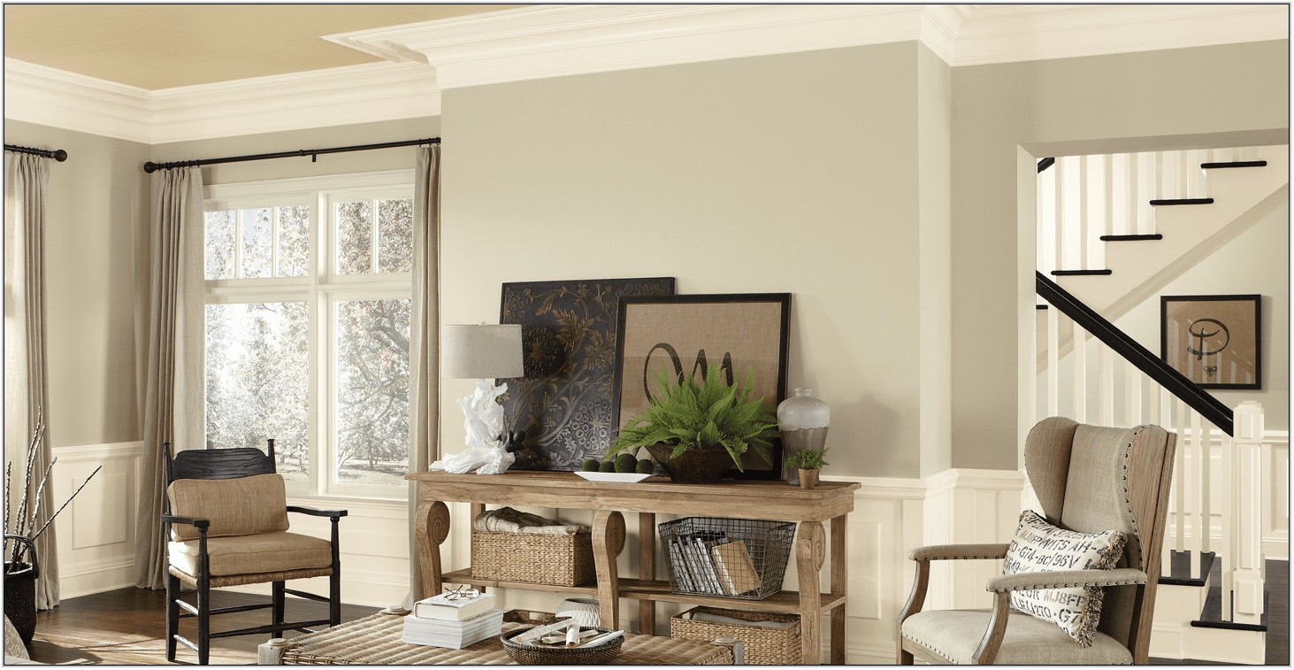 Warm Paint For Living Room