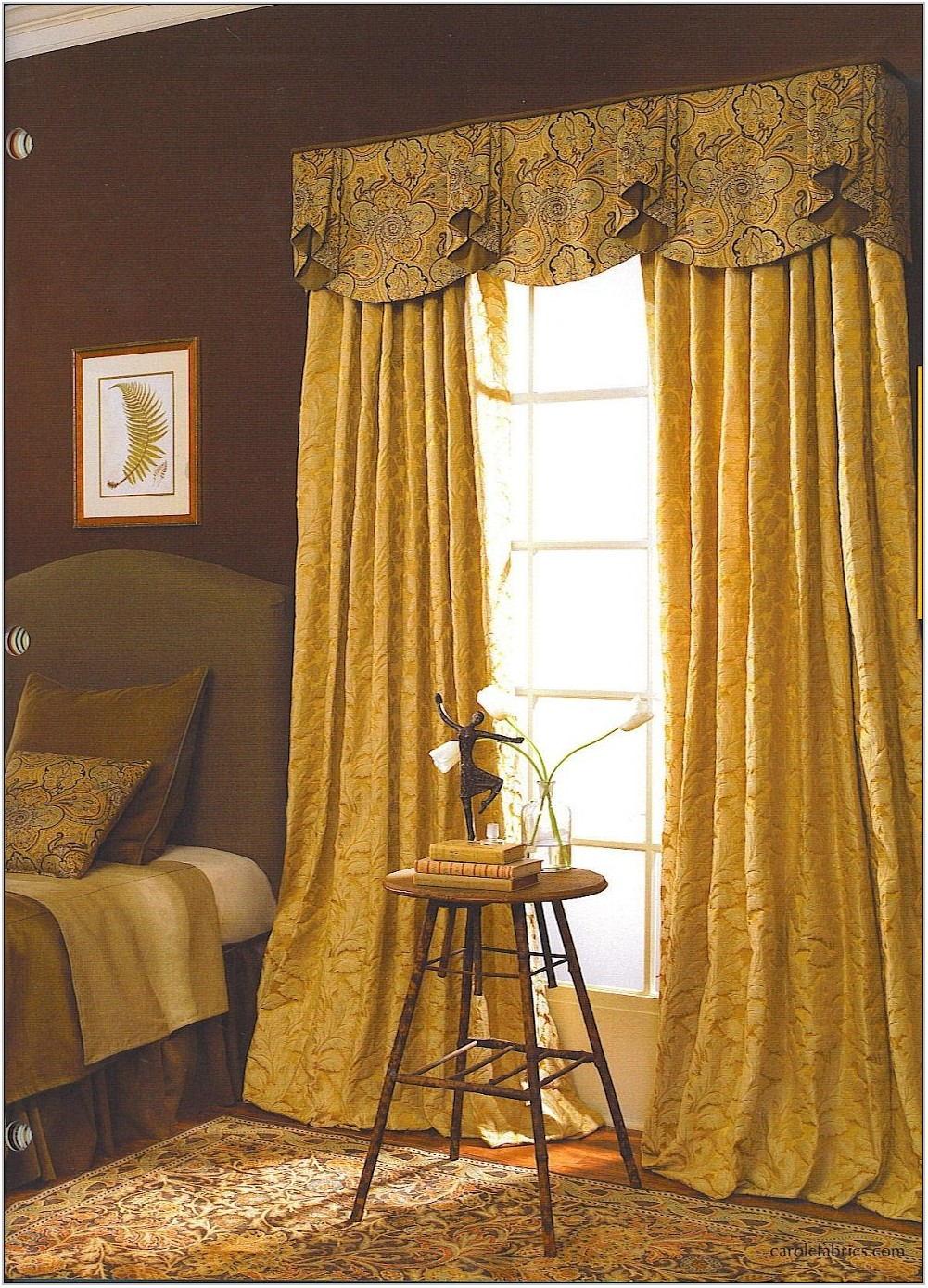 Waverly Living Room Valances