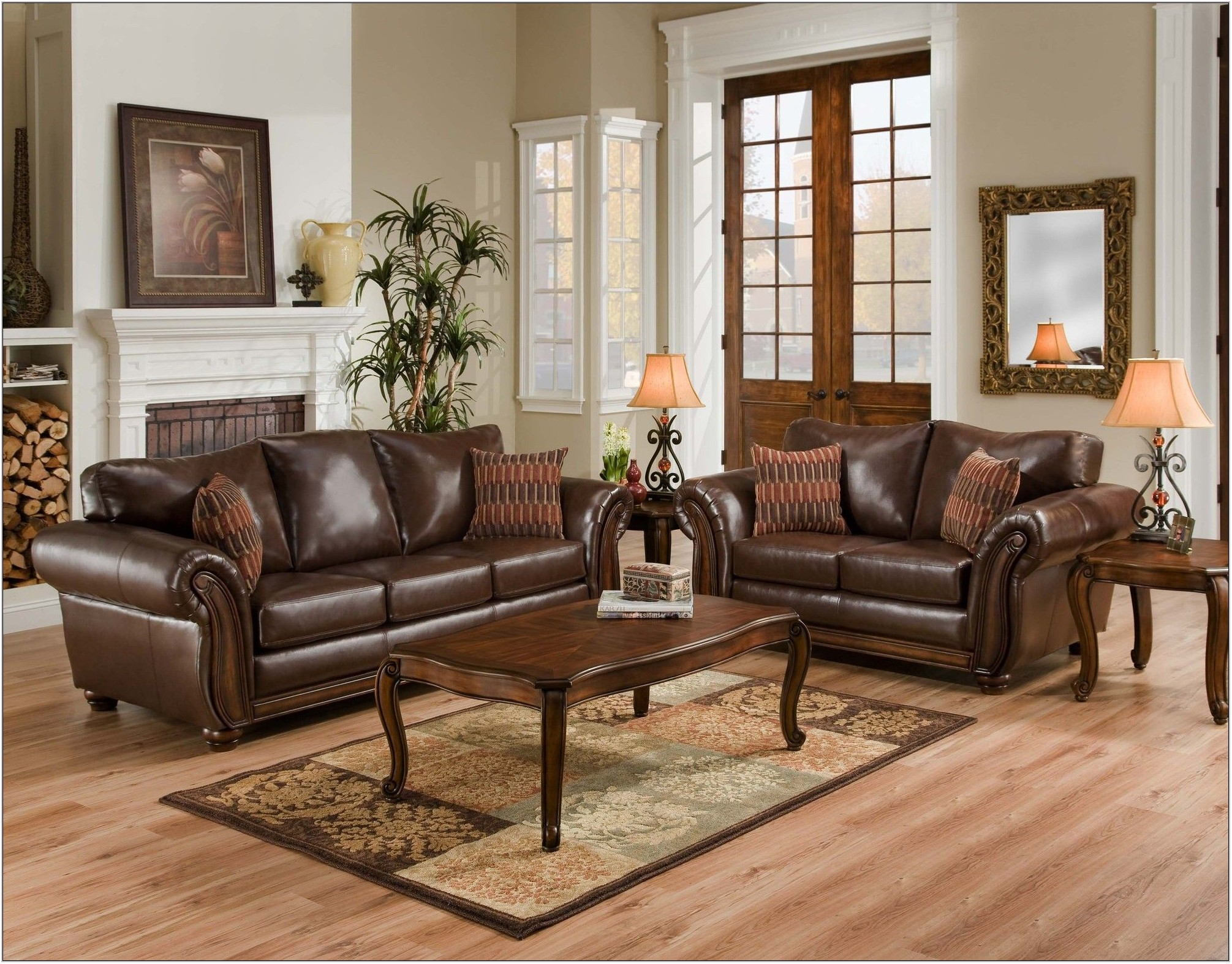 Wayfair Leather Living Room Furniture