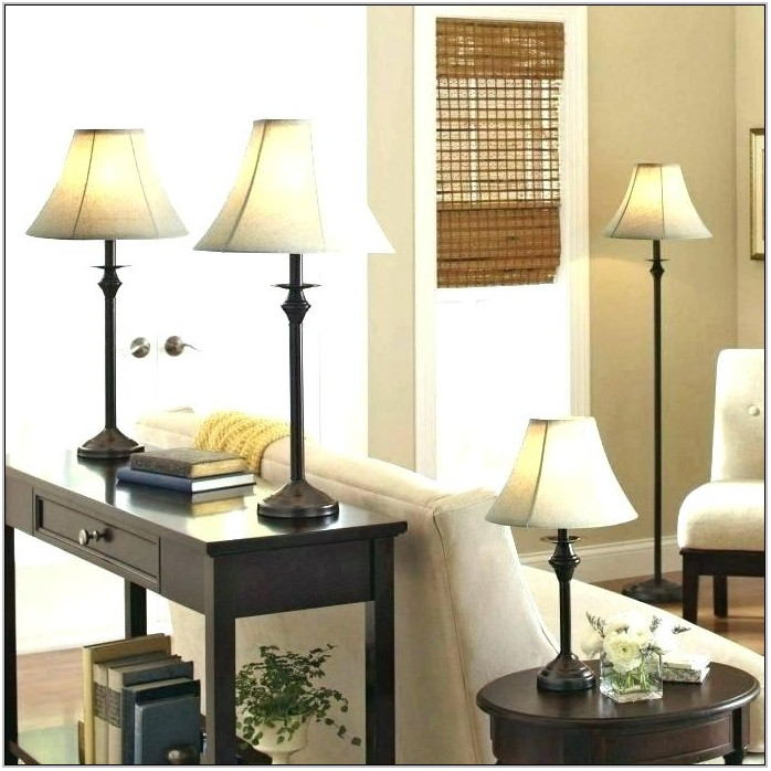 Wayfair Living Room Table Lamps
