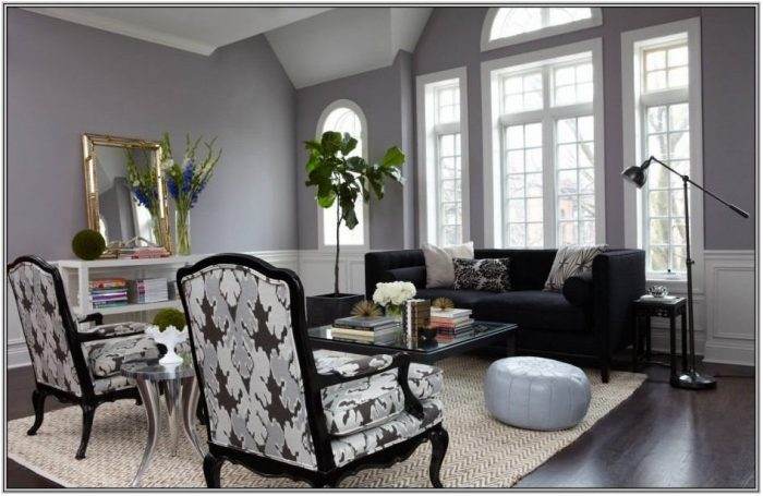 Welcoming Colors For Living Room