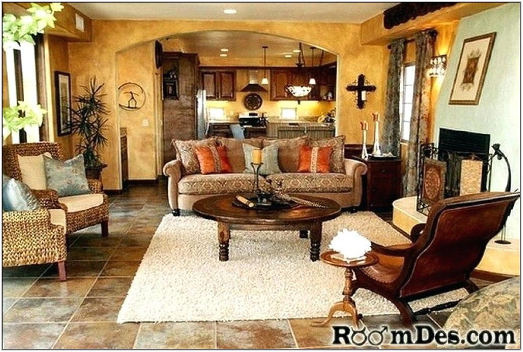 Western Living Room Rugs