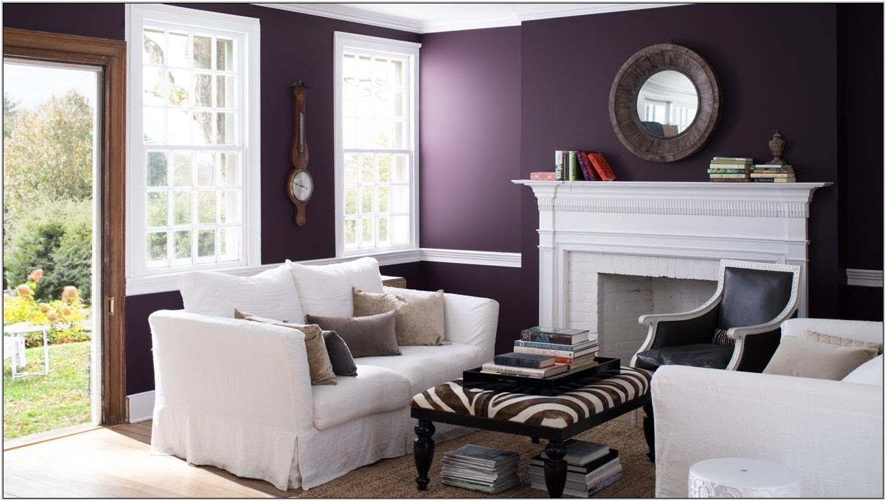 What Color Should Living Room Be Painted