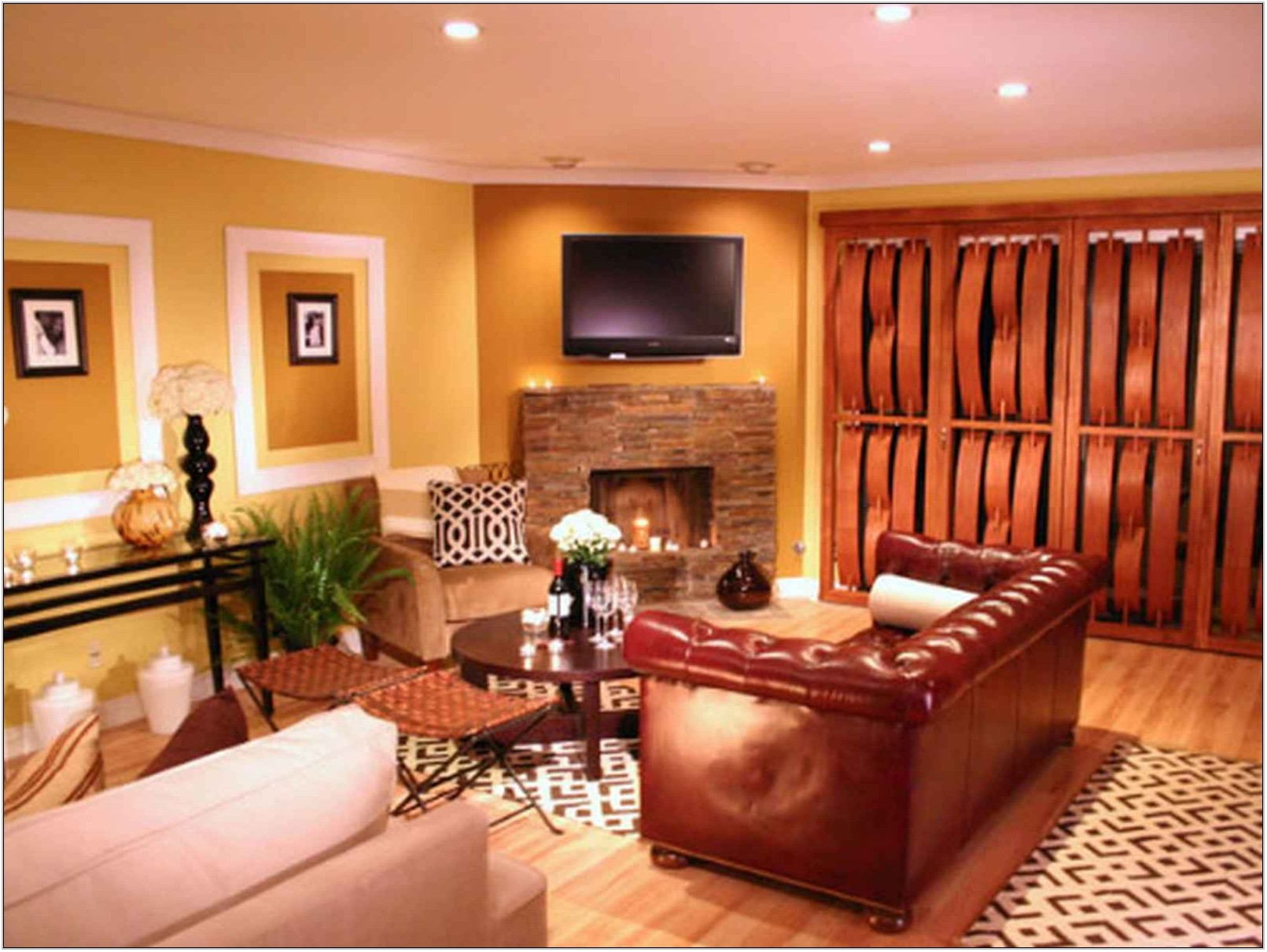 What Color To Paint Living Room Walls