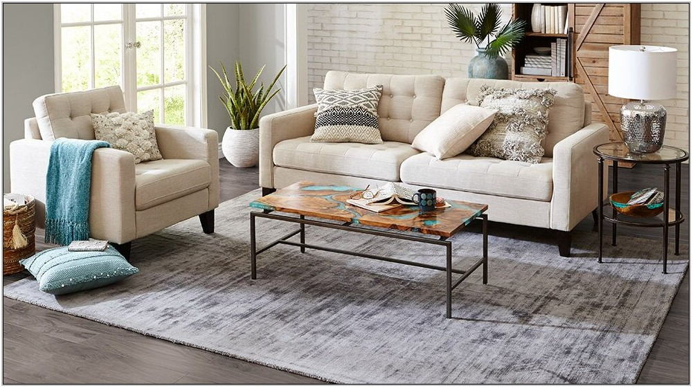 What Size Carpet For Living Room