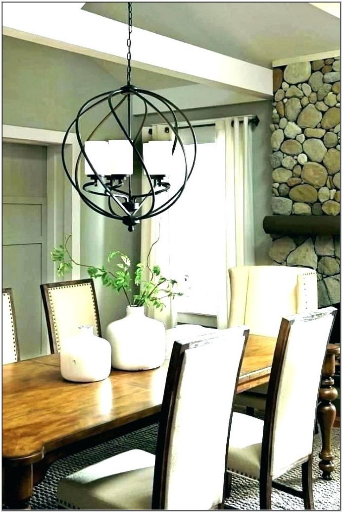 What Size Chandelier For Living Room