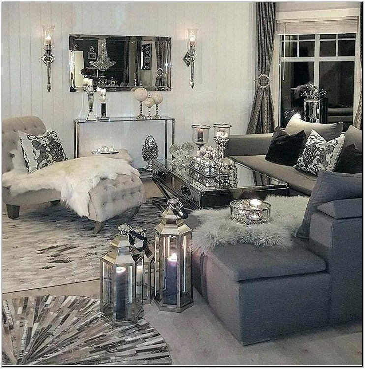 White Living Room Couches