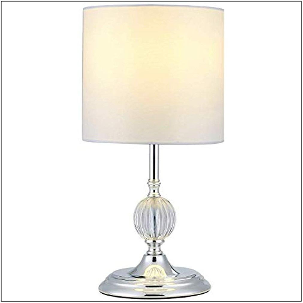 White Living Room Table Lamps