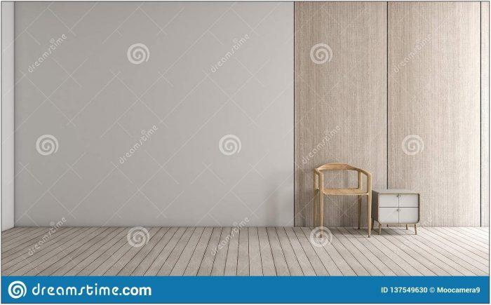 White Modern Chair For Living Room