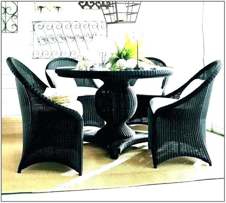 Wicker Living Room Furniture Sets