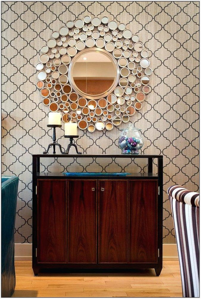 Wide Mirror For Living Room