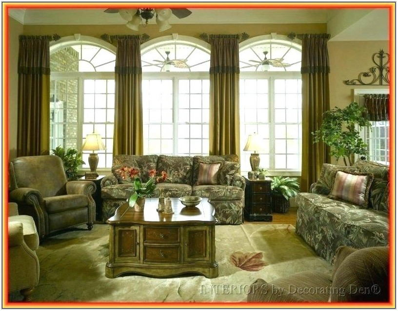 Window Decoration Ideas For Living Rooms
