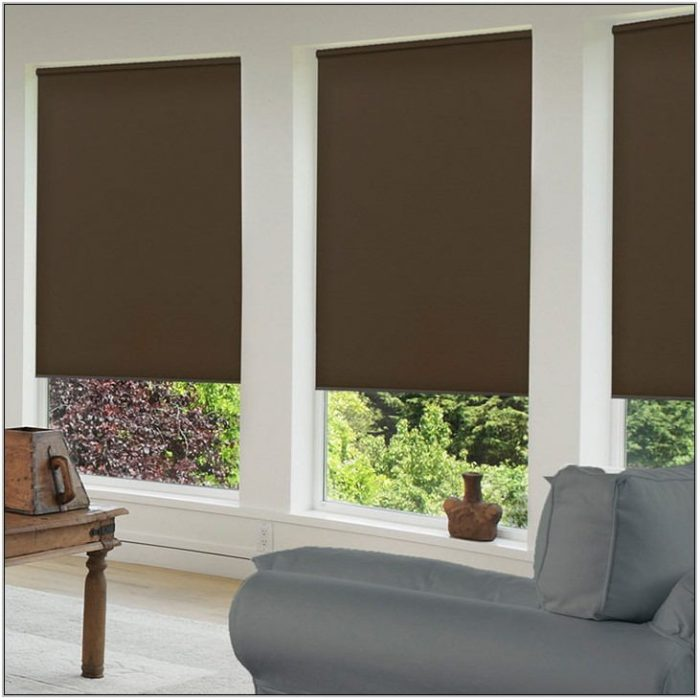 Window Shades Living Room