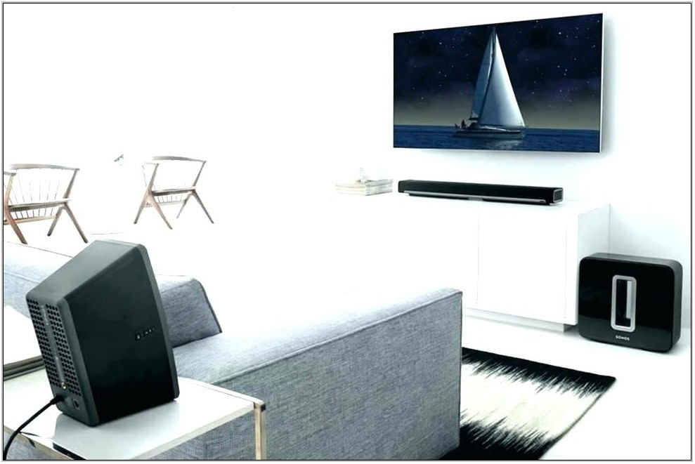 Wireless Living Room Speakers