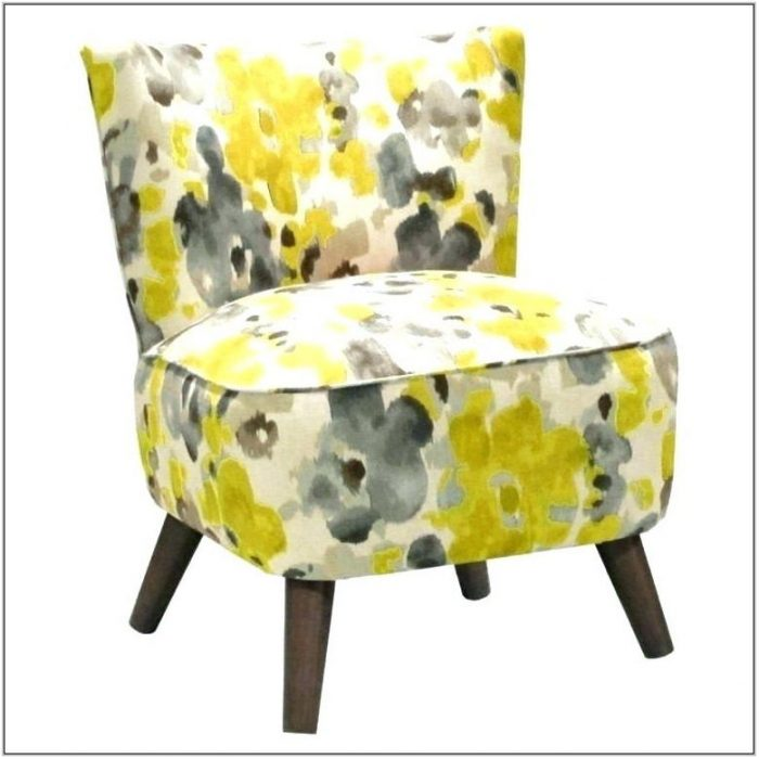 Yellow Accent Chairs For Living Room