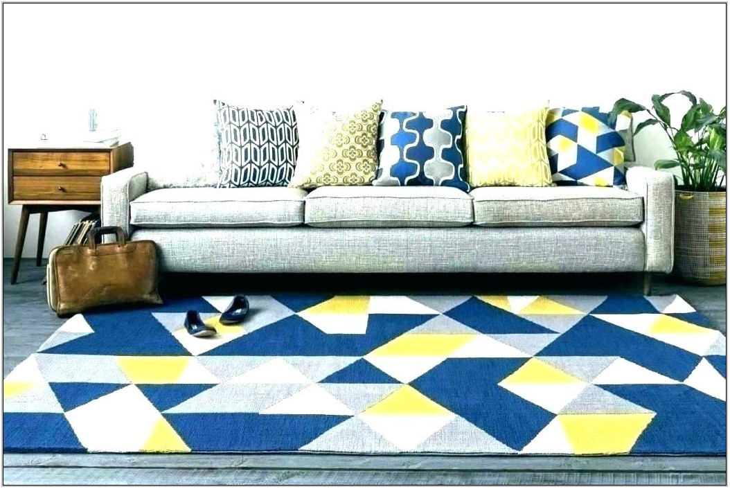 Yellow And Gray Living Room Rugs