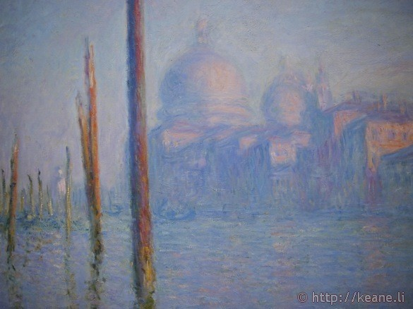 Photo of Monet's Grand Canal, Venice