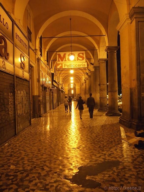 Rome - Walking Home