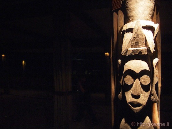 Singapore's Night Safari - Totem