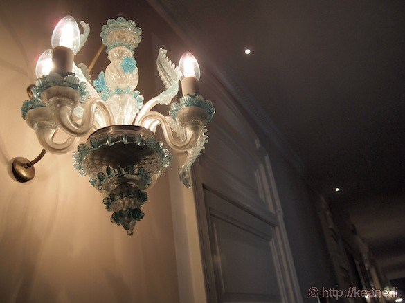 Grand Hotel Rimini - Hallway lamp