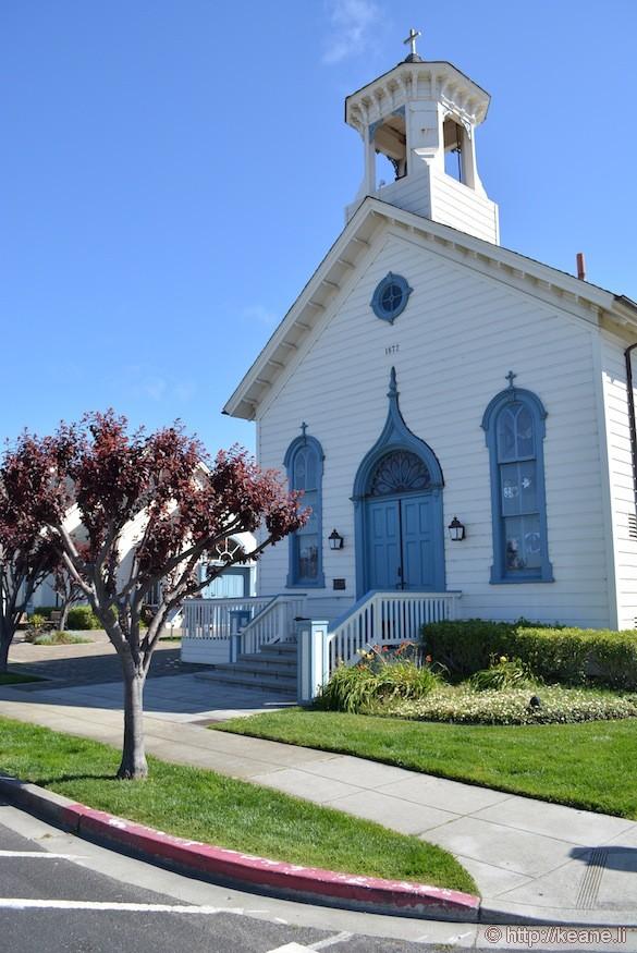 Catholic Church in Half Moon Bay